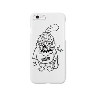 桜島ゾンビくん Smartphone cases