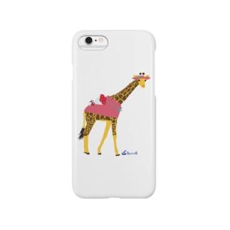 キリンちゃん Smartphone cases