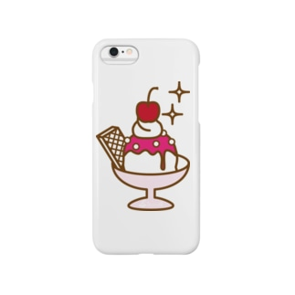 strawberry ice Smartphone cases