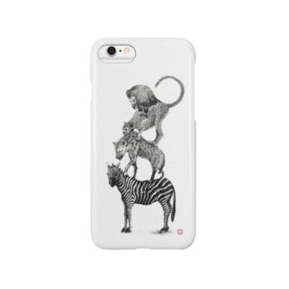 ワイルドブレーメン(Love All Wild Animals) Smartphone cases