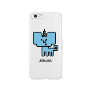 イッカクン Smartphone cases