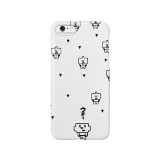 UCHUKUN GAME Smartphone cases