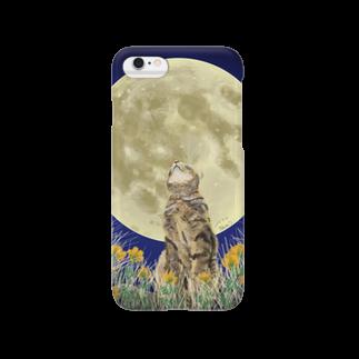梅みんつの猫たまきの Smartphone cases