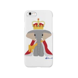 ゾウの王様 スマートフォンケース