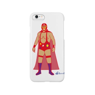 Red Rucha Smartphone cases