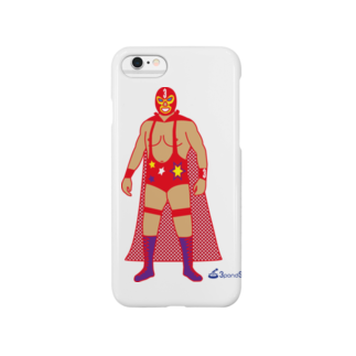 3pondSのRed Rucha Smartphone cases