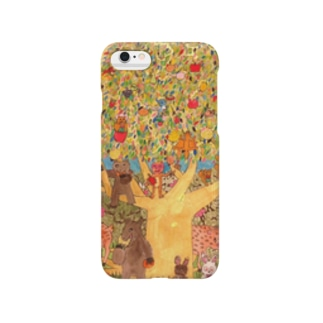 一本の木 Smartphone cases