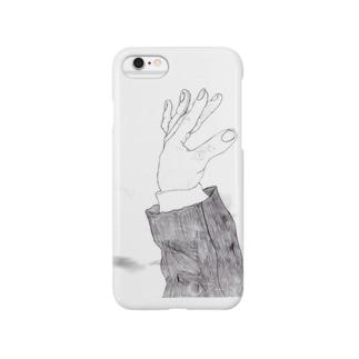 手招き Smartphone cases
