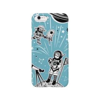 少年の夢・ロボの夢 Smartphone cases