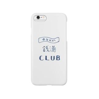 ゆるやか銭湯CLUB Smartphone cases