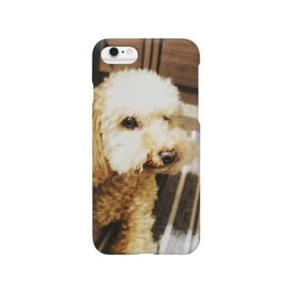 もふもふな犬 Smartphone cases