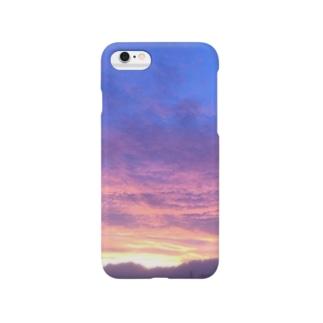夕焼けcase Smartphone cases