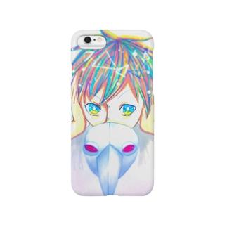 ぴぴぴぴ Smartphone cases