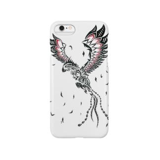 Phoenix Red Smartphone cases