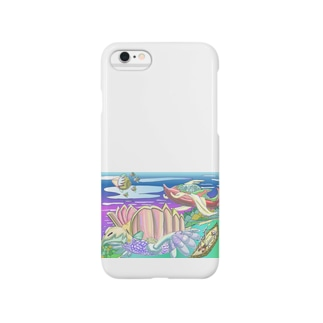 飛行生命体 Smartphone cases