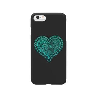 タコイカBLGB Smartphone cases