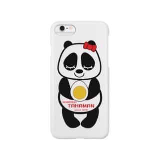 パンダちゃん Smartphone cases
