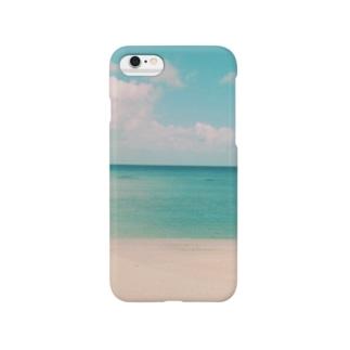 海の音 Smartphone cases