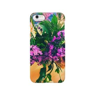 フラワーシリーズ1 Smartphone cases