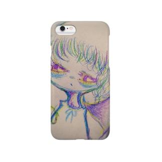 あくまちゃ。 Smartphone cases