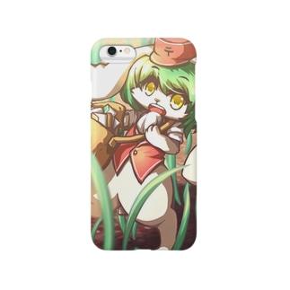 配達うさぎ Smartphone cases