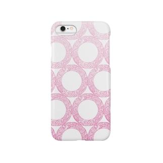 Maru ⭕ Mandala 豊ハニカム Smartphone cases