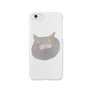 にやりブリショ Smartphone cases