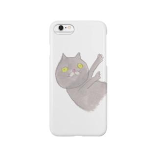落ちるブリショ Smartphone cases