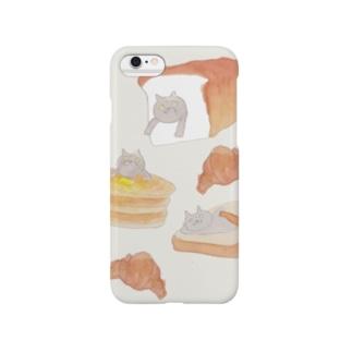 パンとブリショ Smartphone cases