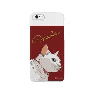 Marieちゃん Smartphone cases