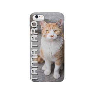 iPhone6ケース(玉太郎) Smartphone cases