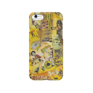 yellowy disco Smartphone cases