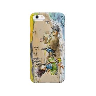 グッバイサマー Smartphone cases