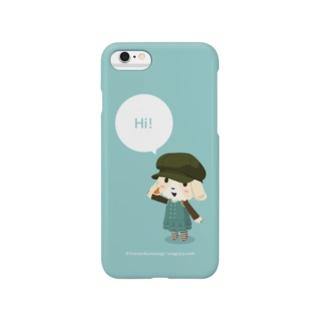 テナーのiPhoneケース Smartphone cases