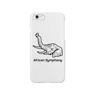 African Symphony【Bタイプ】 Smartphone cases