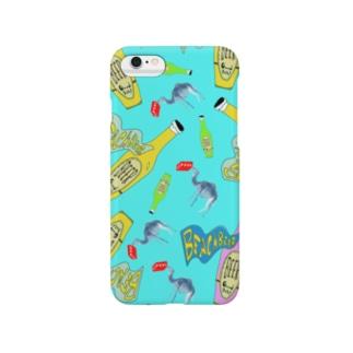 スカイパラダイス Smartphone cases
