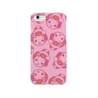 マイコさん Smartphone cases