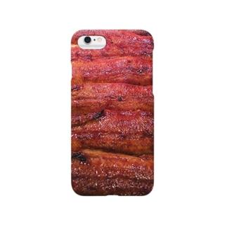 土用の丑の日は鰻 Smartphone cases