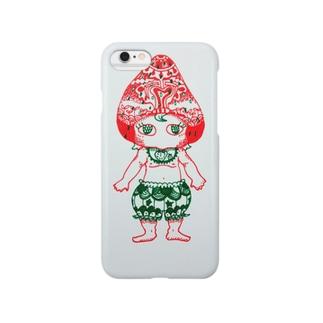 いちごぼーや Smartphone cases