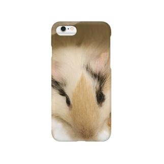 ねんねモルモット Smartphone cases