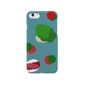 おやさい Smartphone cases