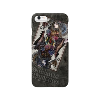 Queen Of Black Heart Smartphone cases