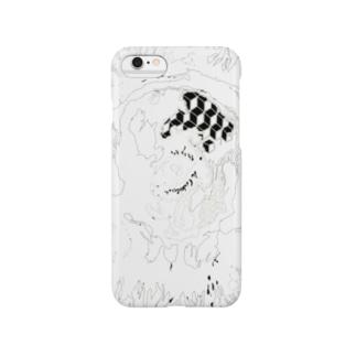 餓者髑髏(裏) Smartphone cases