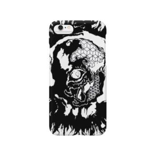 餓者髑髏(表) Smartphone cases
