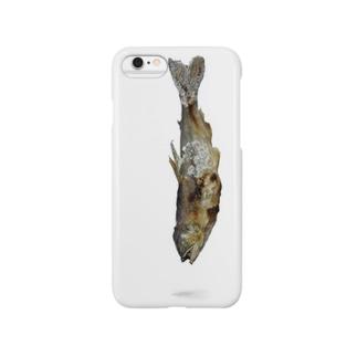 401子の鮎 Smartphone cases