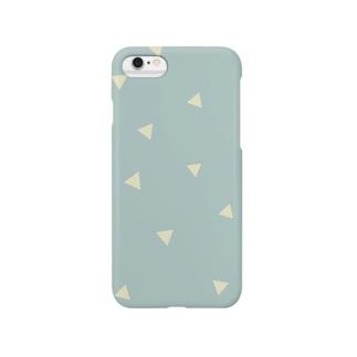 さんかくミント Smartphone cases