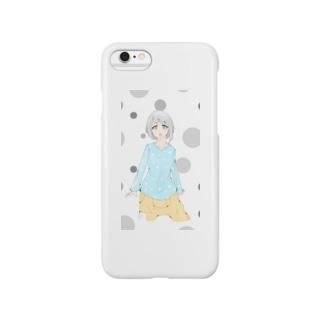 うちのこiPhoneケース Smartphone cases