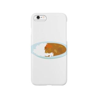 華麗なるカレー Smartphone cases