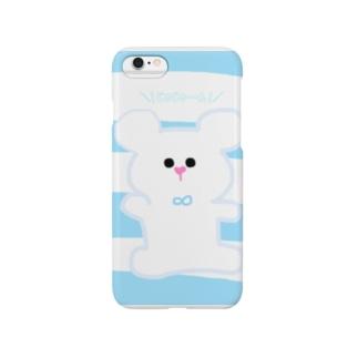 おNEWな白くまくん Smartphone cases