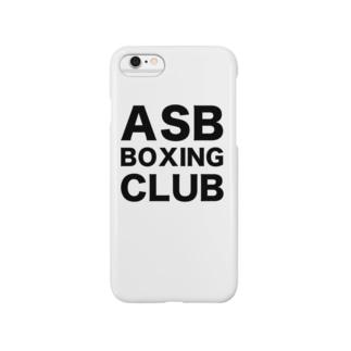 ASB BOXING CLUBのオリジナルアイテム スマートフォンケース